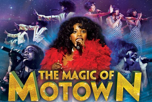 The Magic of Motown 2018