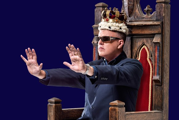 Suggs: What a King Cnut