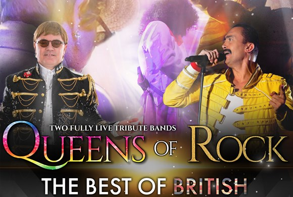 Queens Of Rock - The Best Of British