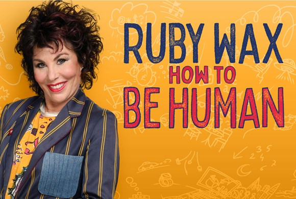 Ruby Wax: How to be Human - Livestream